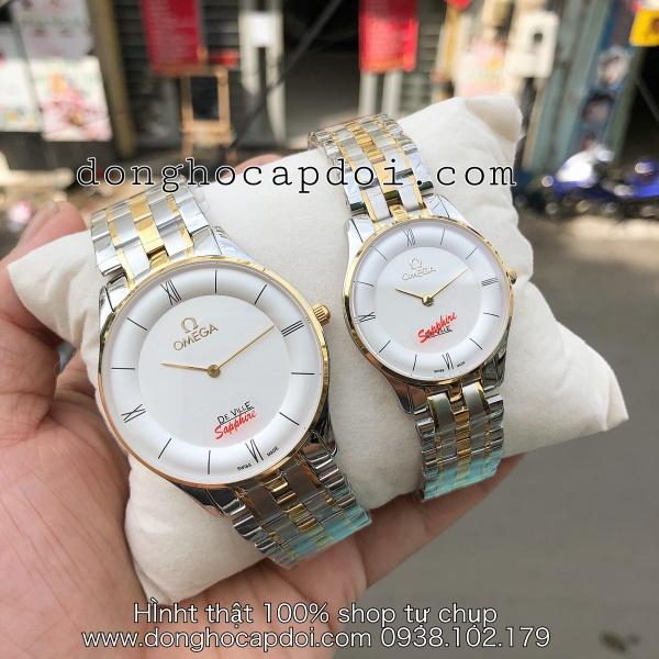 Đồng hồ đôi Omega 073 cao cấp